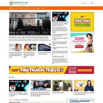 Web tin tức 002