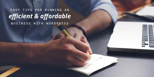 5 lý do nên sử dụng WordPress cho doanh nghiệp của bạn
