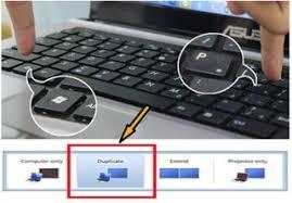 Hướng dẫn kết nối máy chiếu với laptop đơn giản